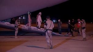 53 evacuees from Afghanistan land in Spain